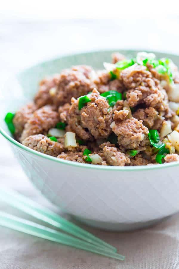 15 minute ginger pork   paleo and gluten-free   Healthy Seasonal Recipes