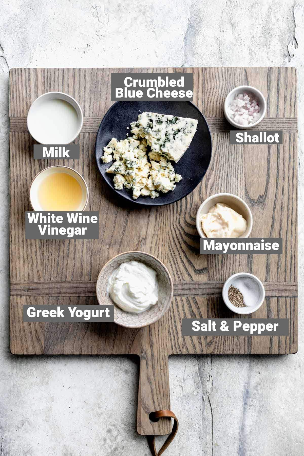 the ingredients for this recipe with text overlay