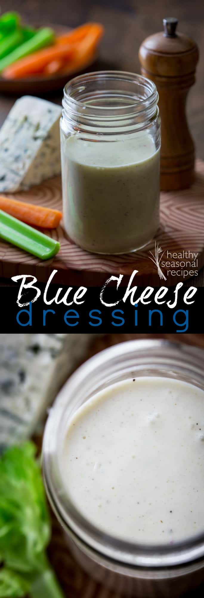 blue cheese dressing - Healthy Seasonal Recipes