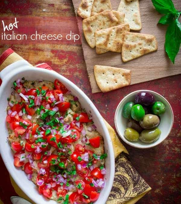 hot italian cheese dip