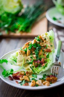 The Curry Wedge Salad | Healthy Seasonal Recipes, Primal, gluten-free and under 300 calories!