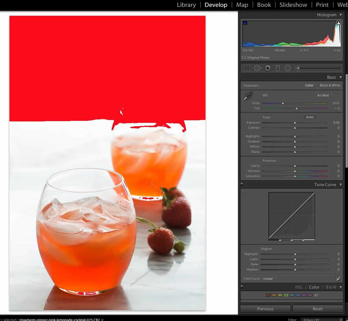 clipped highlights | overexposed highlights in food photogrpahy | how to backlight in food photography
