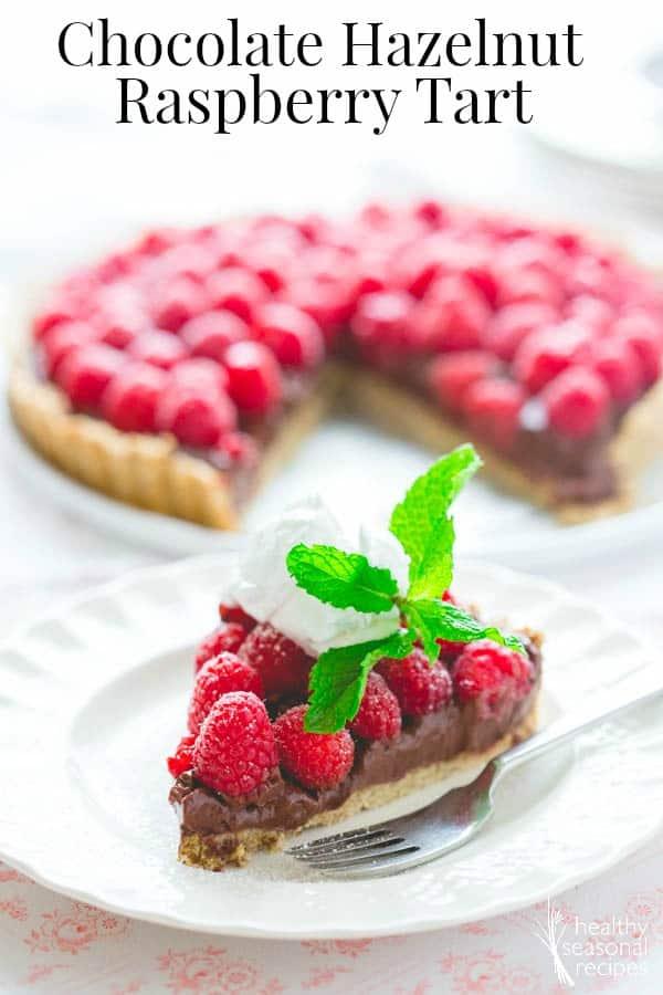 Chocolate Hazelnut Pie With Gingersnap Crust Recipe — Dishmaps