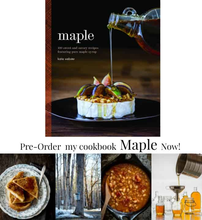 Pre-order Maple now on Healthy Seasonal Recipes