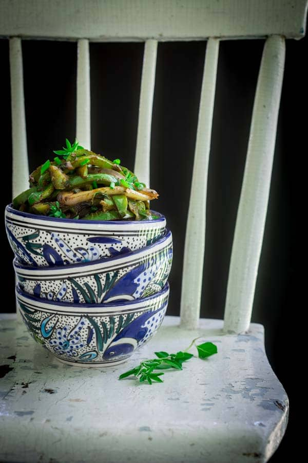 Easy Mexican Sauteed Peppers, Only 10 minutes to make, paleo, vegan and gluten-free on Healthy Seasonal Recipes