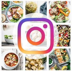Follow Healthy Seasonal Recipes on Instagram