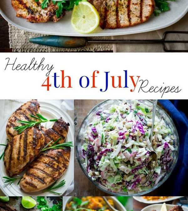 tv appearance and healthy 4th of july recipes | thursday things