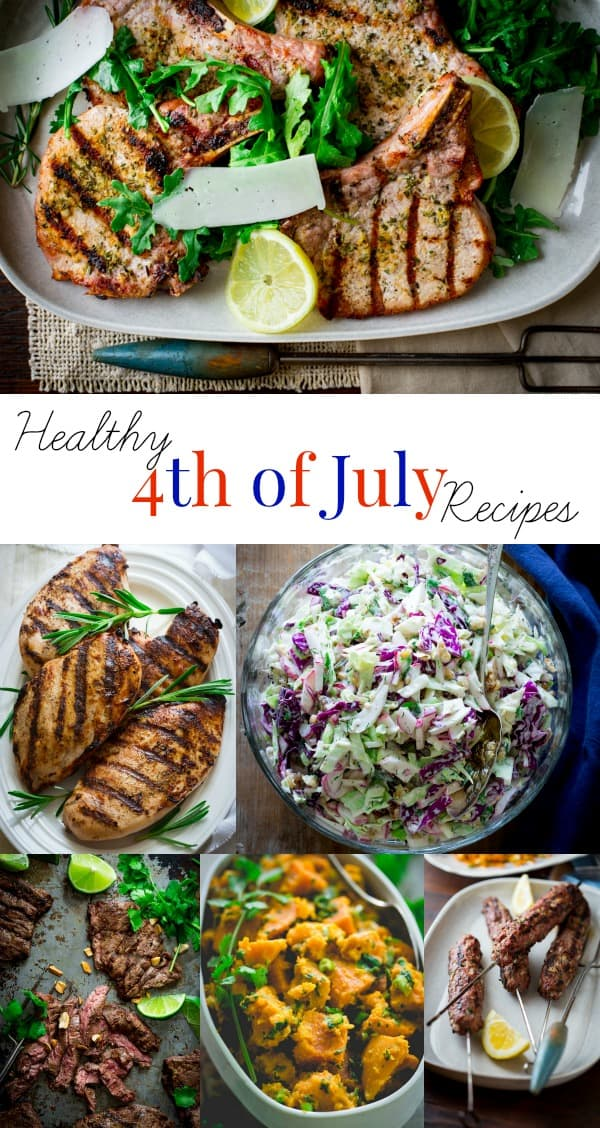 Healthy Barbecue Side Dishes for the 4th of July | HealthySeasonalRecipes.com