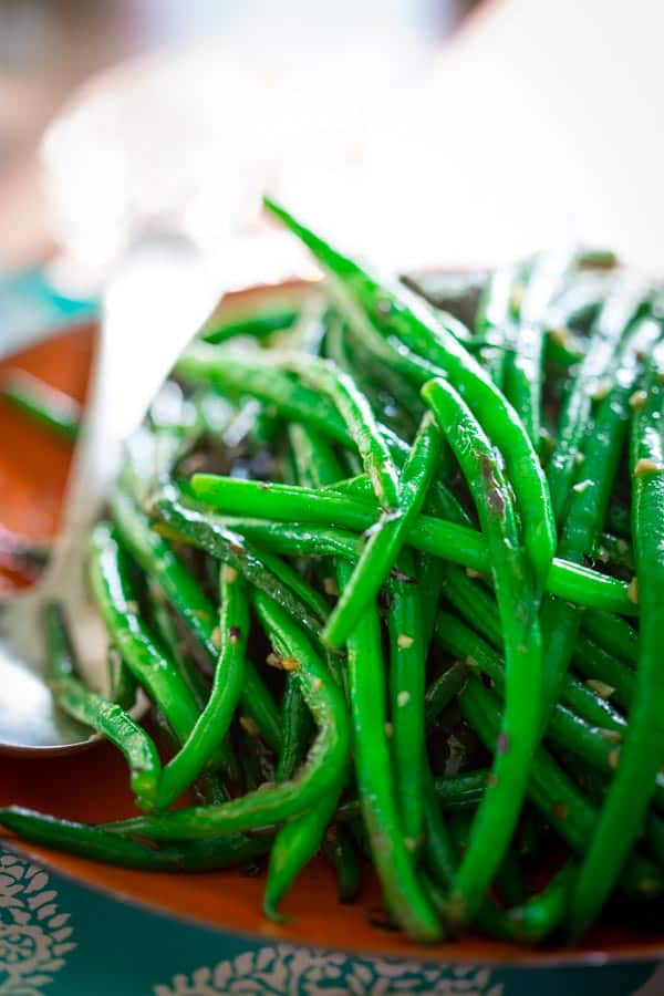 Simple Skillet Green Beans Healthy Seasonal Recipes