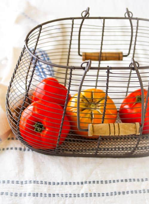what to do with yellow tomatoes