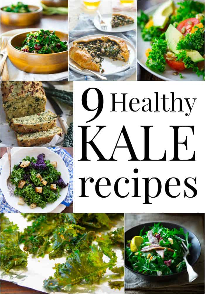 9 healthy kale recipes