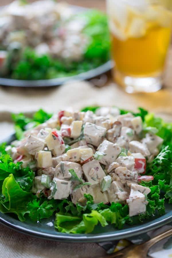 Healthy Chicken Salad Recipes — Dishmaps