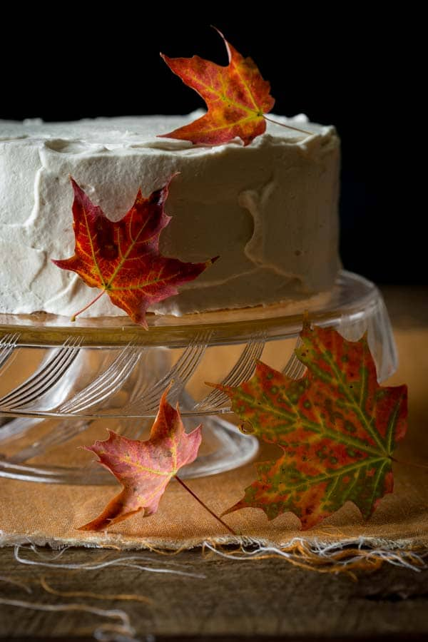 seven minute maple frosting {paleo}