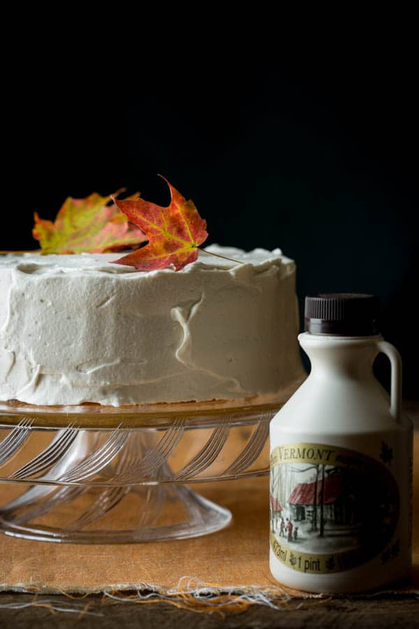 recipe: maple syrup frosting no sugar [27]..