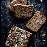 Cranberry Almond Quick Bread from healthyseasonalrecipes.com