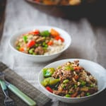 Hoisin Pork and Pepper Stir-Fry, only 20 minutes to make! Healthy Seasonal Recipes