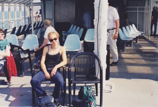 Katie Summer 1999
