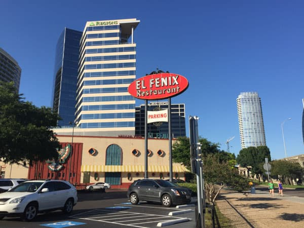 Mexican restaurant in Dallas, el Fenix