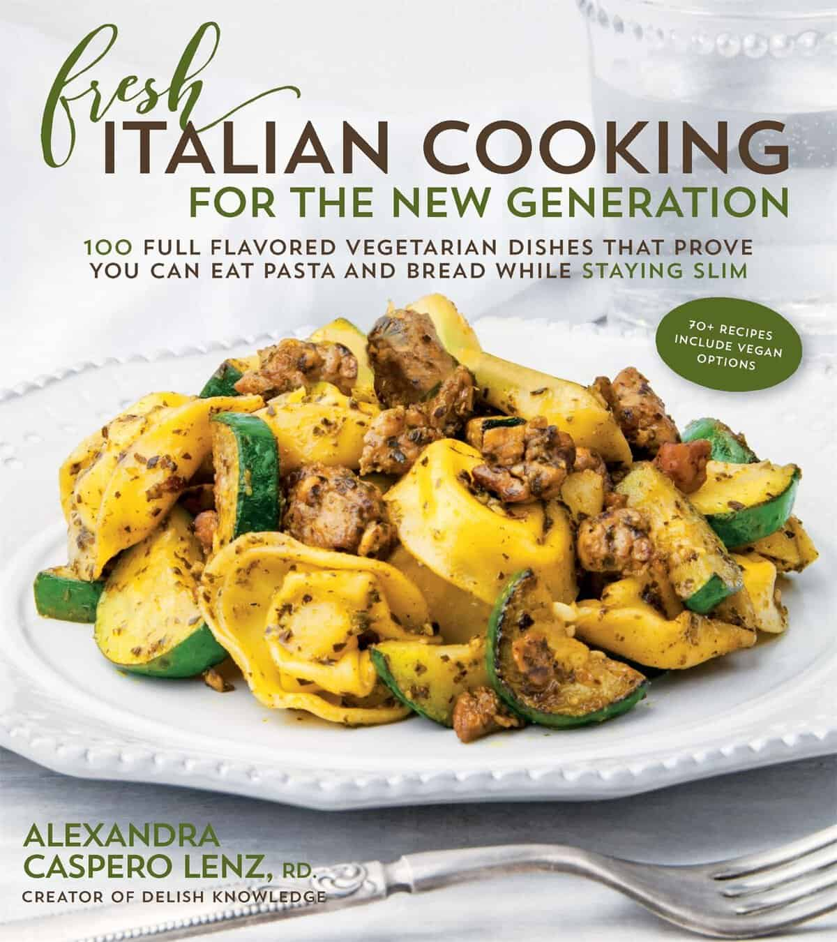 Fresh Italian Cooking cookbook cover