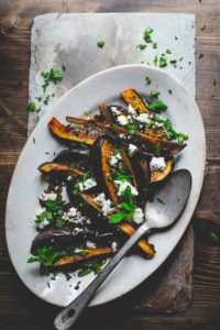 roasted-eggplant-with-pomegranate-molasses-feta-and-mint-014-2-featured