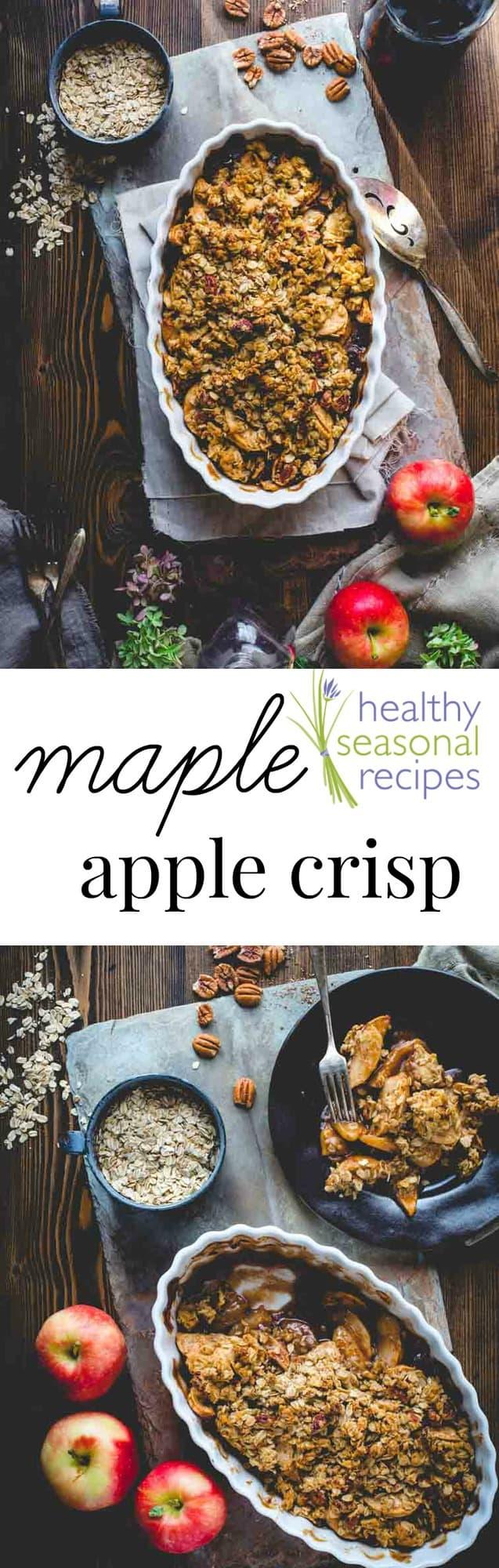 related posts gluten free maple peach blueberry crisp low sugar