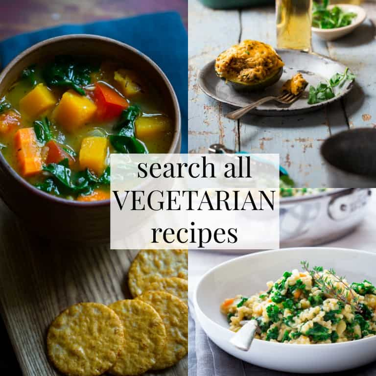 search-all-vegetarian-recipes-collage