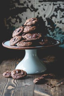 Gluten Free Buckwheat Chocolate Cookies | Cookbook | Giveaway | Buckwheat Flour | Alternative Baker | Healthy Seasonal Recipes