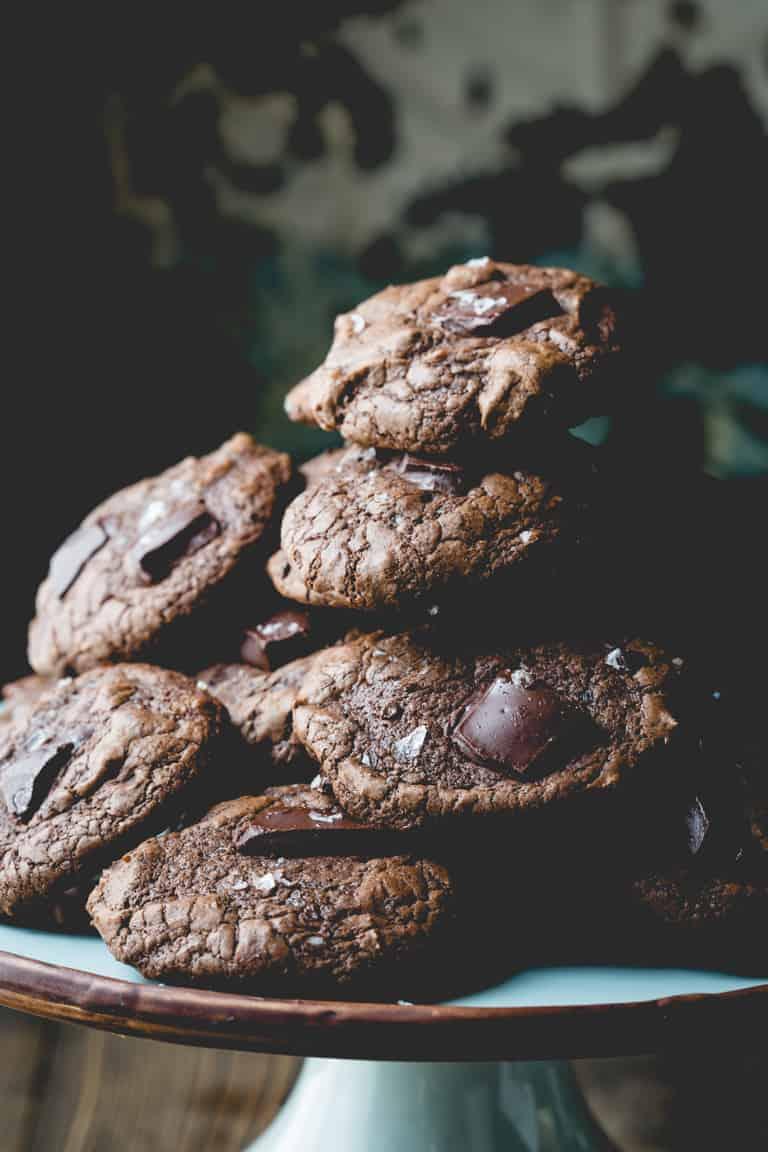 Gluten Free Buckwheat Chocolate Cookies | Cookbook | Giveaway | Buckwheat Flour | Alternative Baker | Healthy Seasonal Recipes