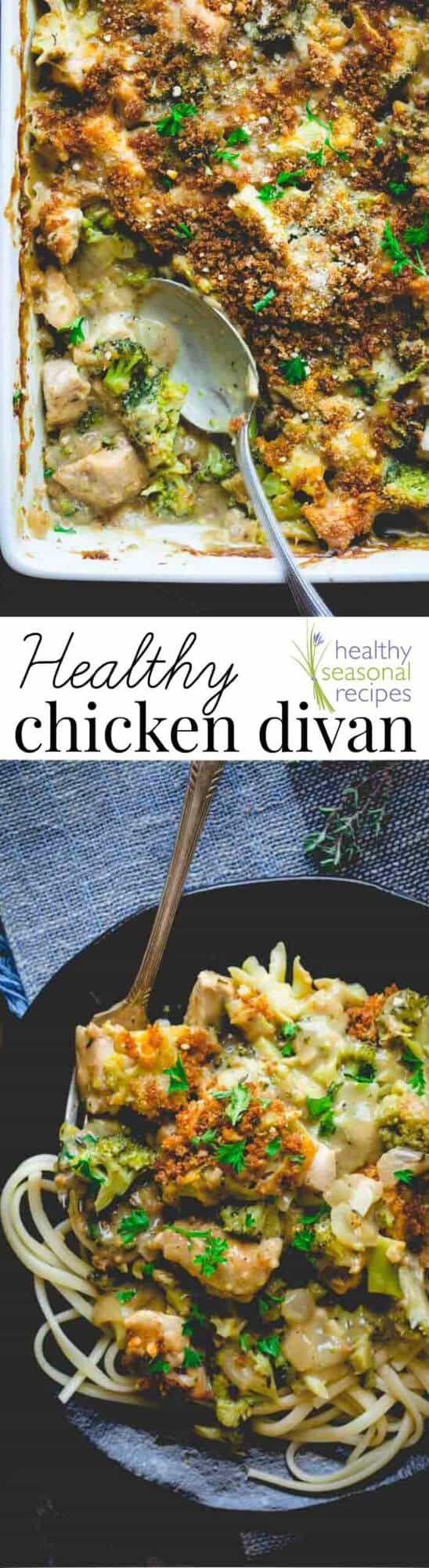 Healthy chicken divan healthy seasonal recipes pin31k forumfinder Choice Image