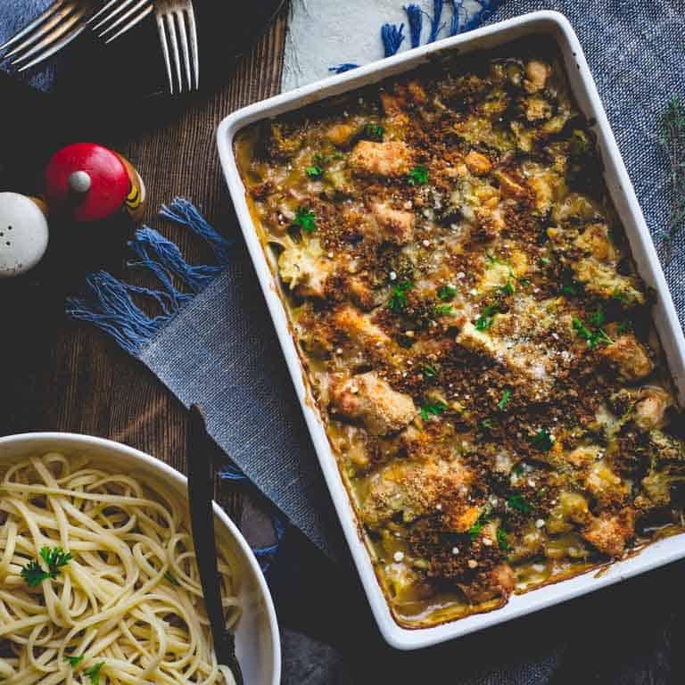 Healthy Chicken Divan Healthy Seasonal Recipes