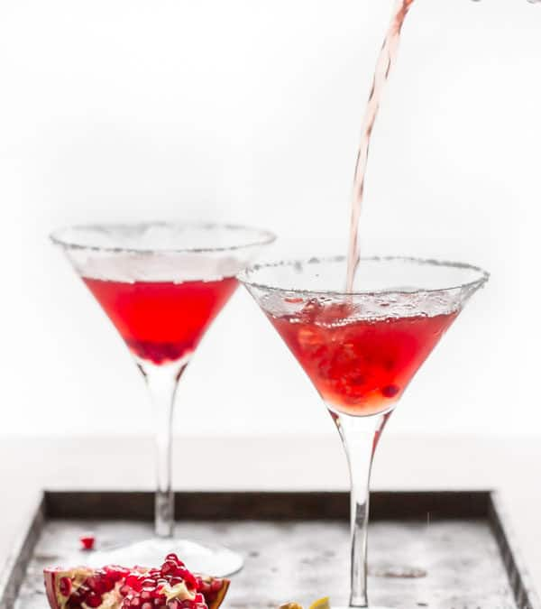 15+ festive winter cocktails