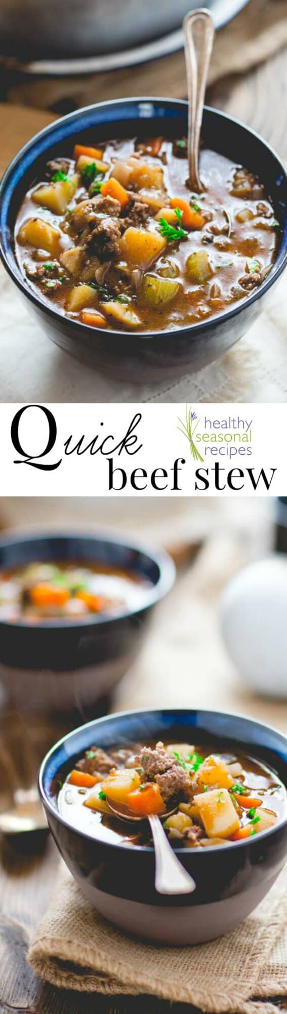 Most of these recipes involve mixing up ingredients and popping them into a slow cooker for a prescribed number of hours. Save even more time by starting some of these dishes overnight or first.