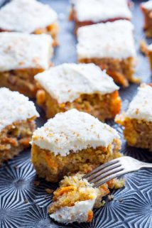 Maple Carrot Cake | Dessert | Baking | Easter | Spring | Healthy Seasonal Recipes | Katie Webster