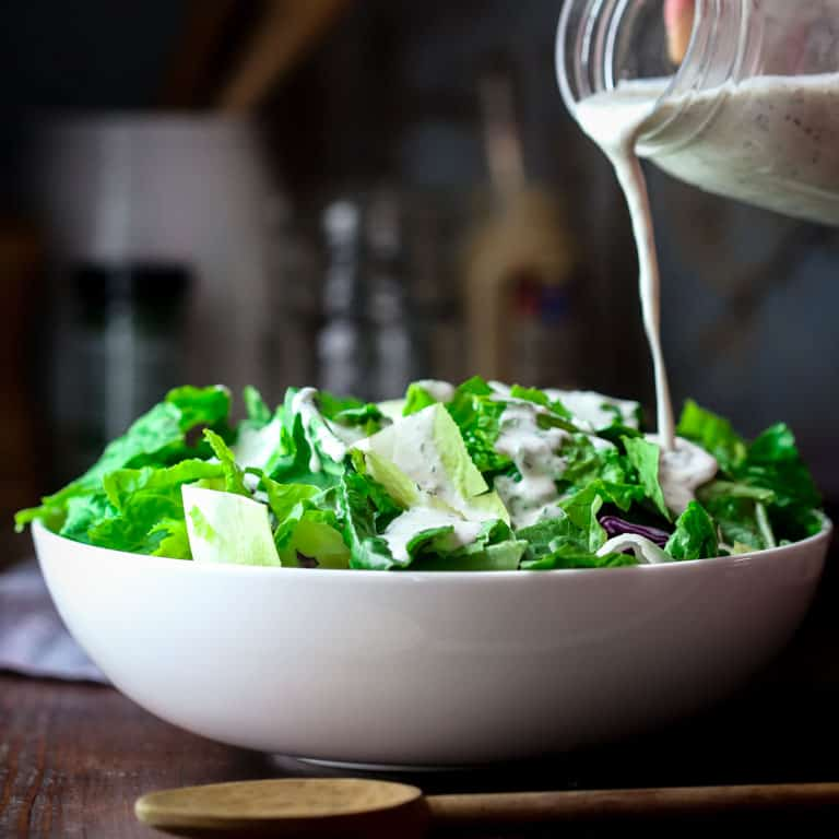 greek yogurt horseradish ranch dressing