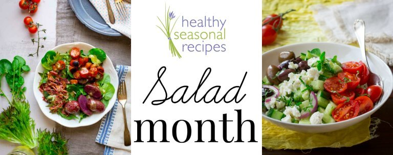 Search All Salad Month Recipes | Healthy Seasonal Recipes