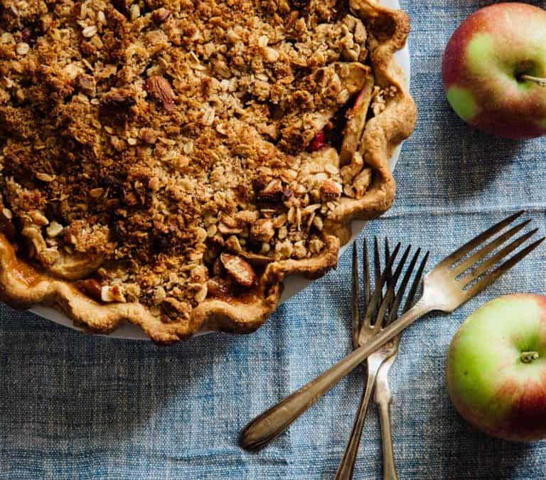 50 healthy apple recipes to try this fall