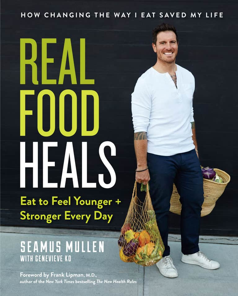 Skillet Brussels Sprouts with Chorizo | Real Food Heals | Seamus Mullen | Healthy Seasonal Recipes | Katie Webster