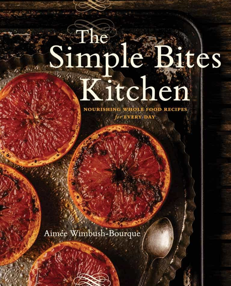 Simple Bites Kitchen cookbook