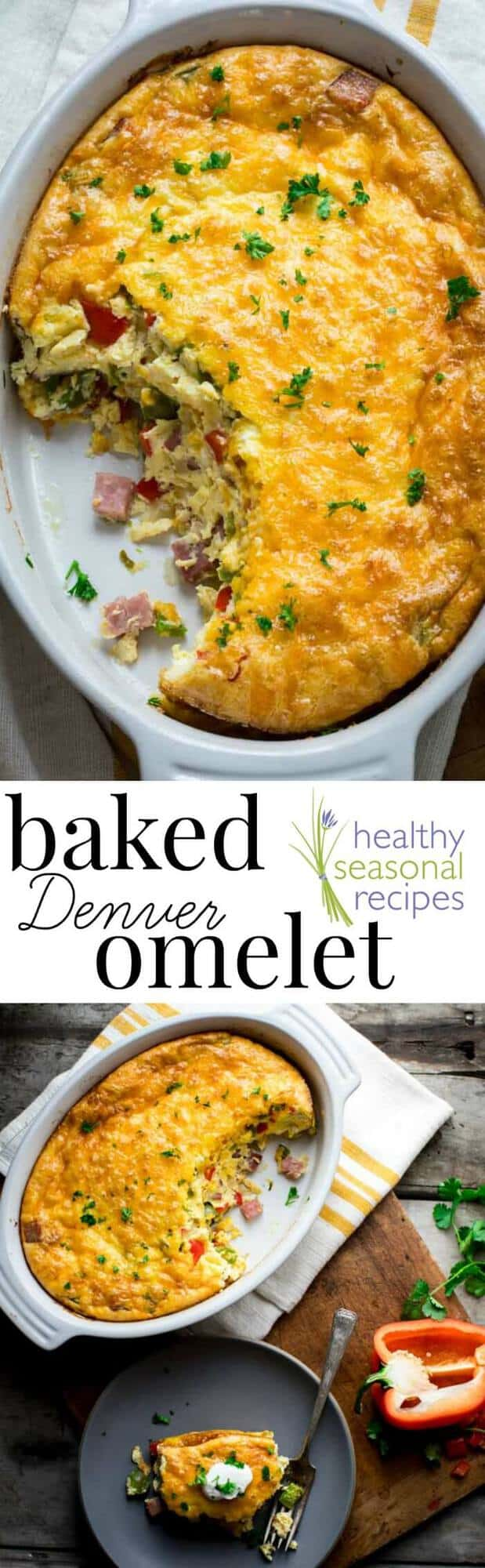 Oven Omelet Recipe Food Network