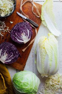 Produce Spotlight: The Ultimate Guide to Cabbage on Healthy Seasonal Recipes by Katie Webster