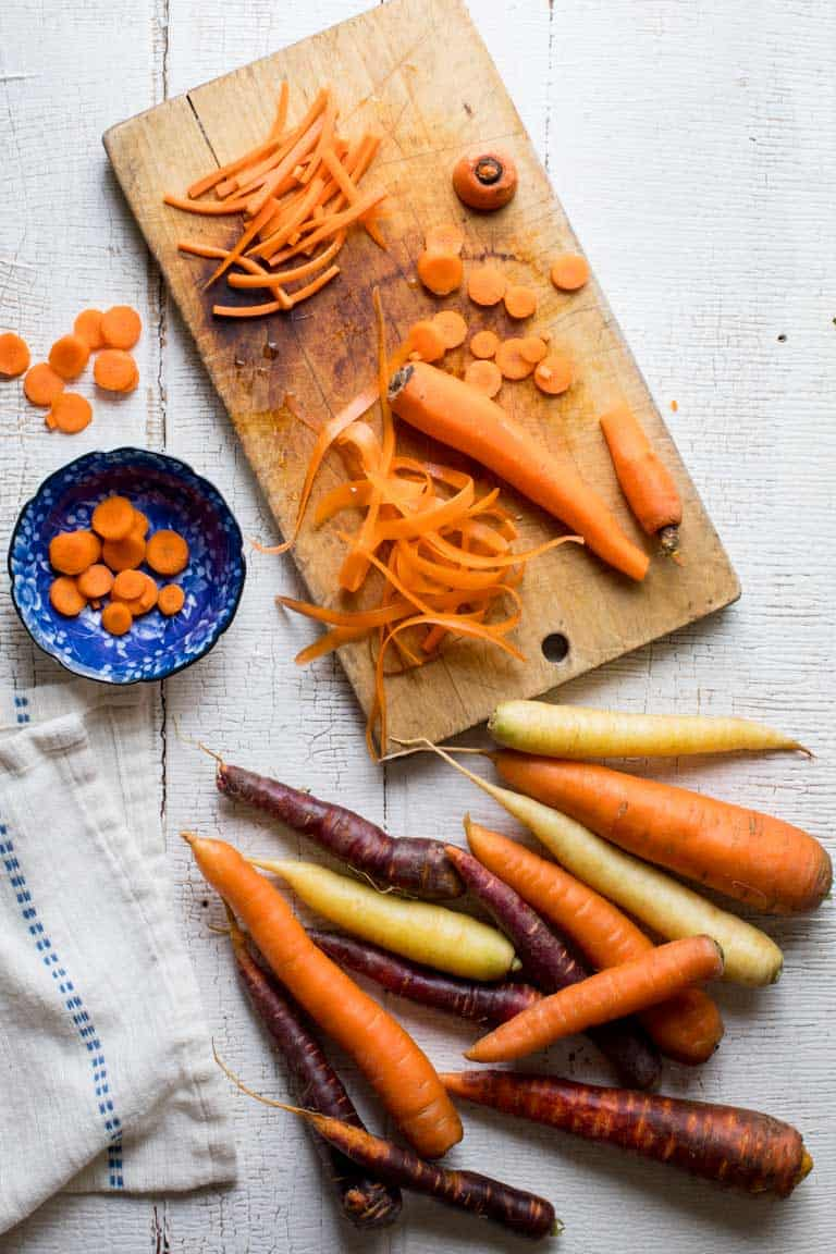 The Ultimate Guide to Carrots on Healthy Seasonal Recipes by Katie Webster