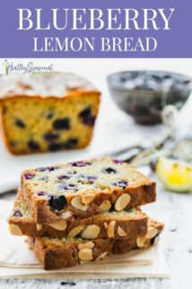 lemon blueberry bread with text overlay