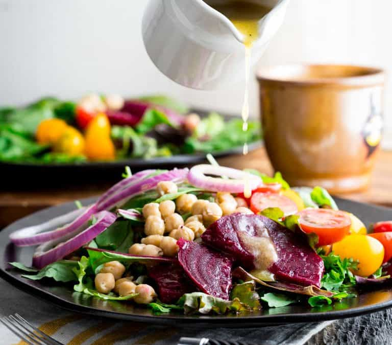 german mustard salad dressing