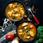 chicken and veggie soup