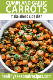 Moroccan Carrots text overlay