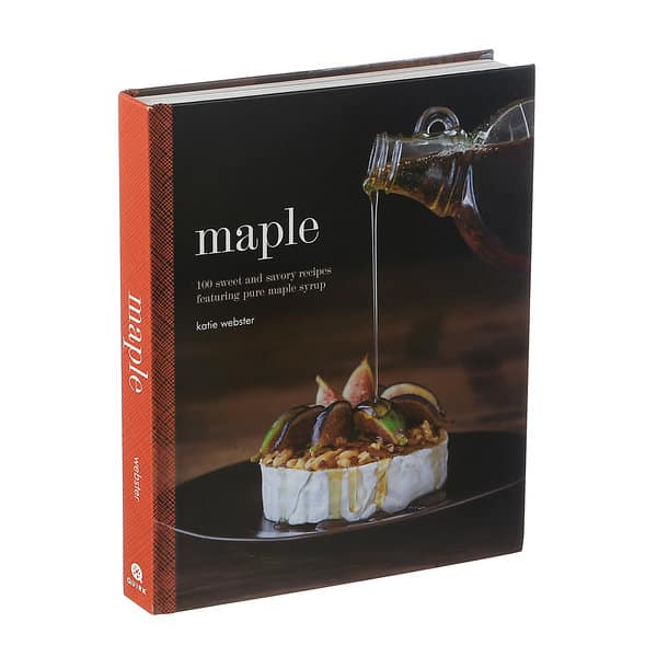 Maple Cookbook Photo by Sonny Figueroa