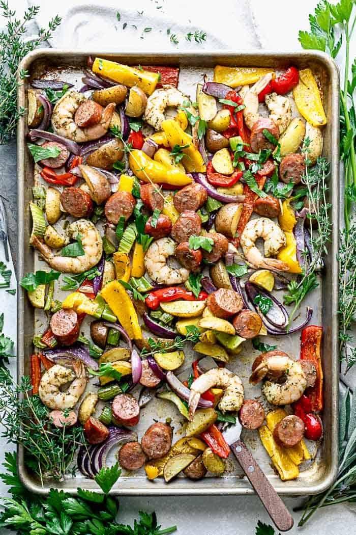 chicken sausage recipes healthy