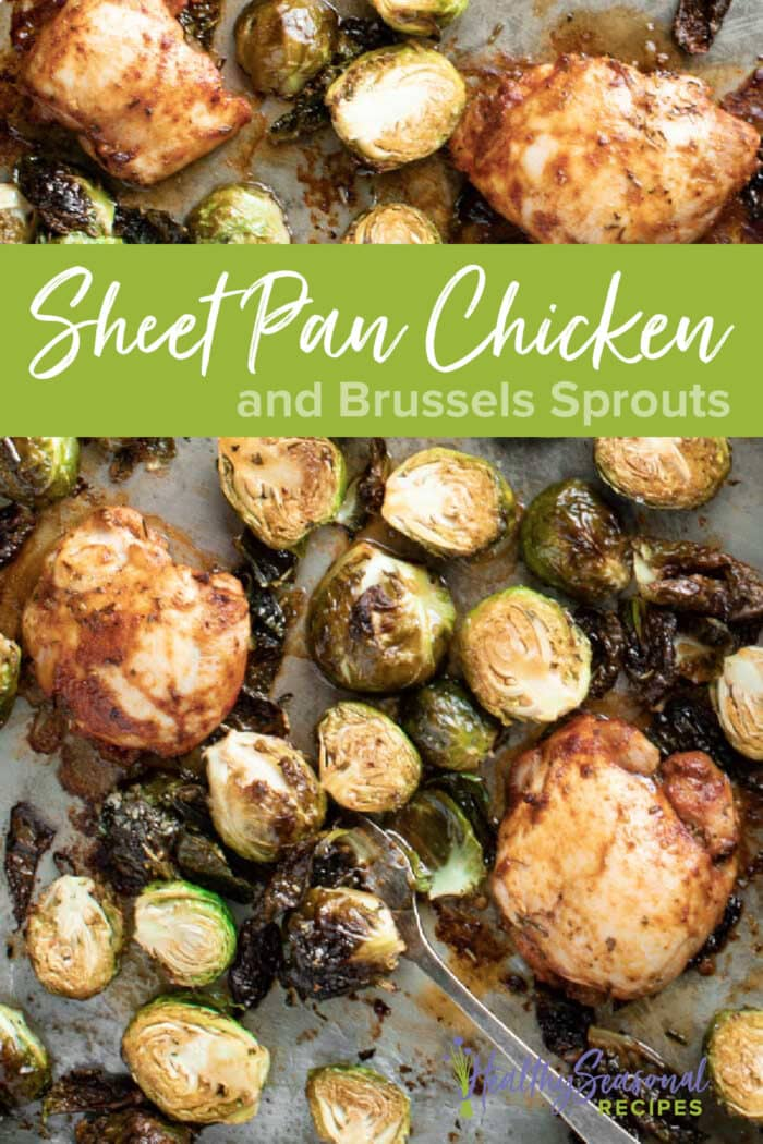 sheet pan chicken overhad