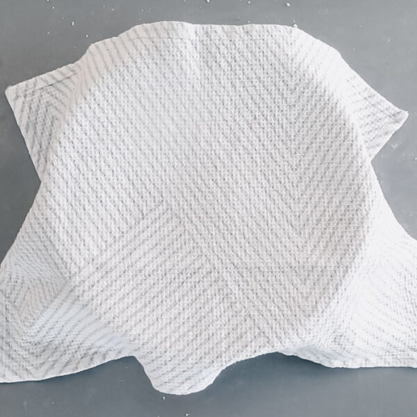 Cover with a clean tea towel and let rise