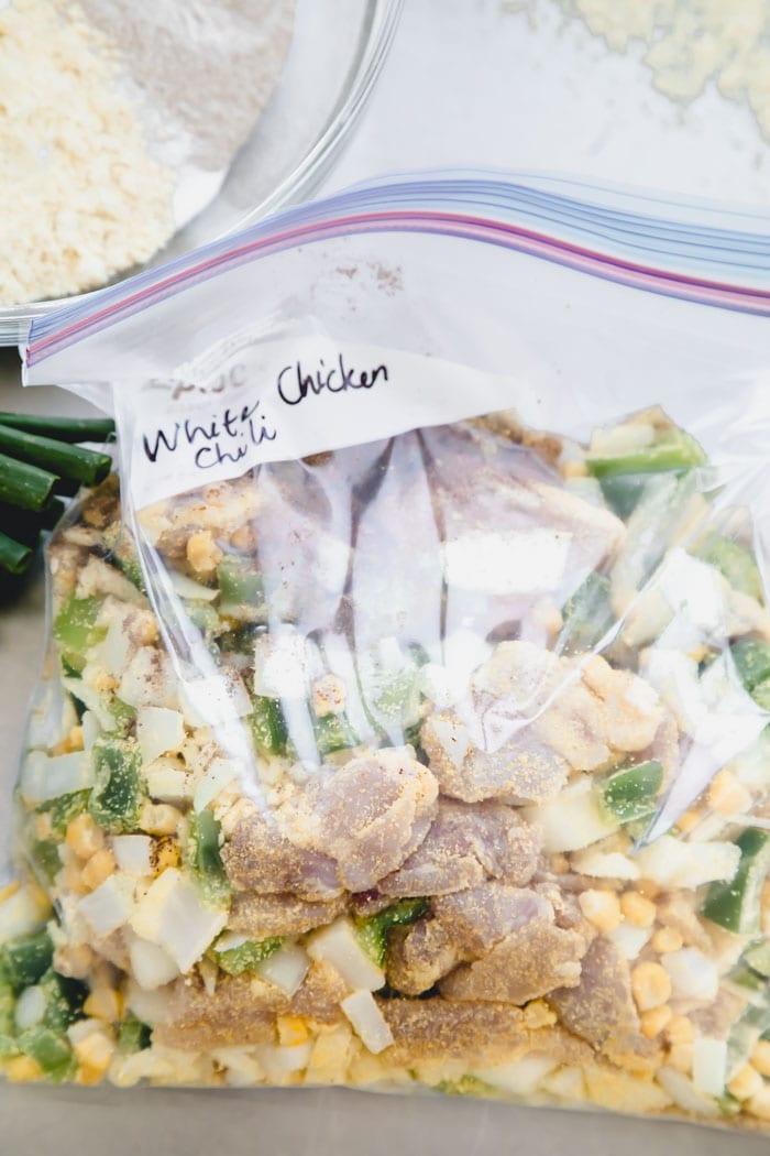 White Chicken Chili Kit